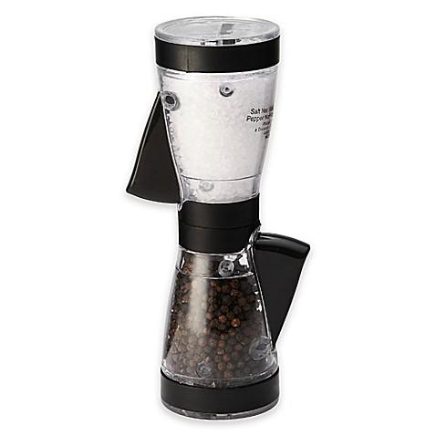 Buy Kamenstein 174 Acrylic 8 Inch Dual Salt And Pepper