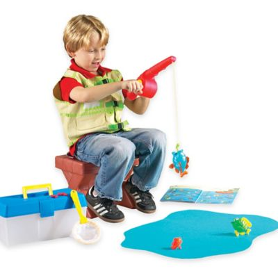 Learning Resources® Pretend & Play® Fishing Set