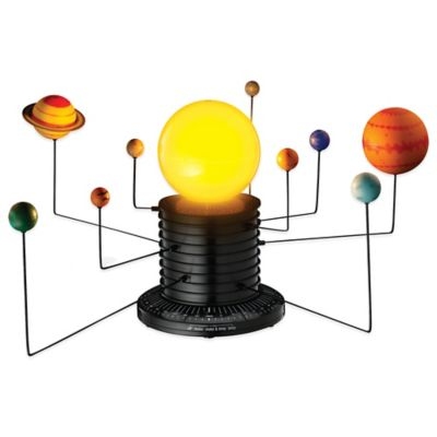 Educational Insights® Geosafari® Motorized Solar System