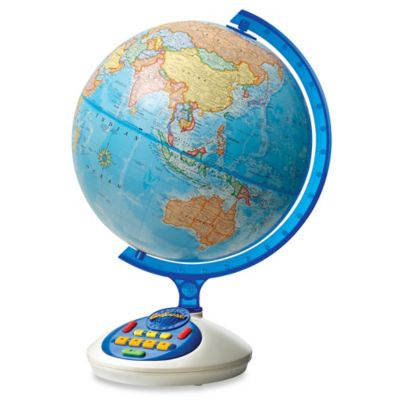 Educational Insights® GeoSafari® Talking Globe
