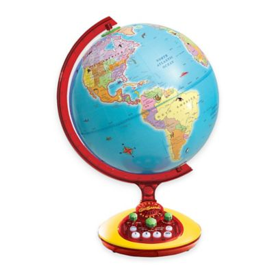 Educational Insights® Geosafari® Jr. Talking Globe™ Jr.