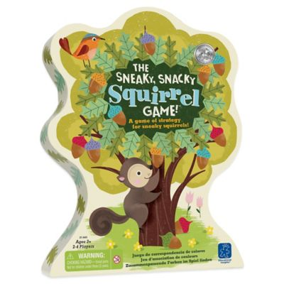 Educational Insights® The Sneaky, Snacky Squirrel Game™