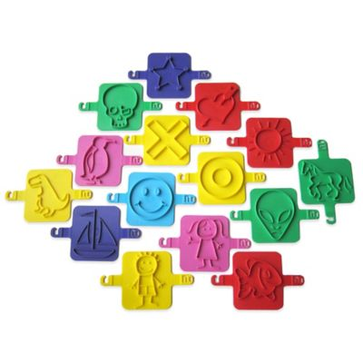 Sand Stamps Variety Pack (Set of 15)
