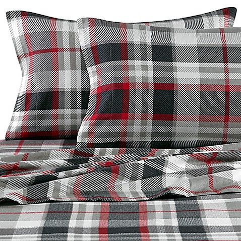 Buy The Seasons Collection 174 King Flannel Pillowcases In