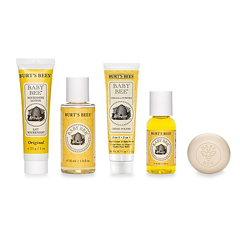 Burt S Bees 174 Baby Bee 174 Getting Started Gift Set