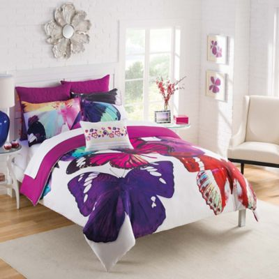 Vue Monarch Full/Queen Comforter Set in Multi