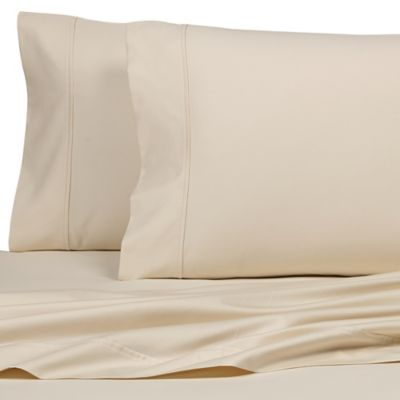 All Natural Cotton 400-Thread-Count Twin Sheet Set