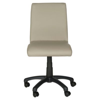 Safavieh Hal Desk Chair in Grey