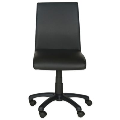 Safavieh Hal Desk Chair in Black