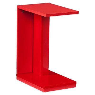 Holly & Martin® Bocks C Table in Red/Orange