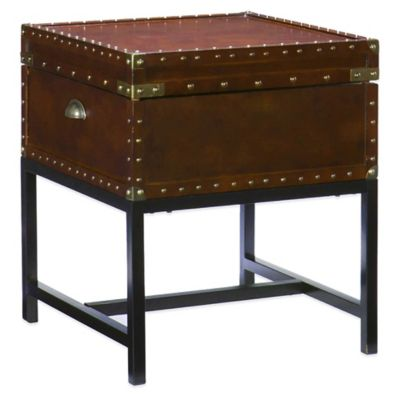 Southern Enterprises Voyager Storage End Table