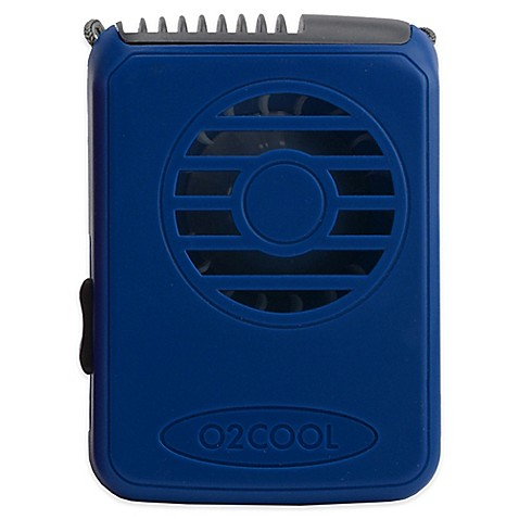 o2 cool 174 deluxe necklace fan bed bath beyond