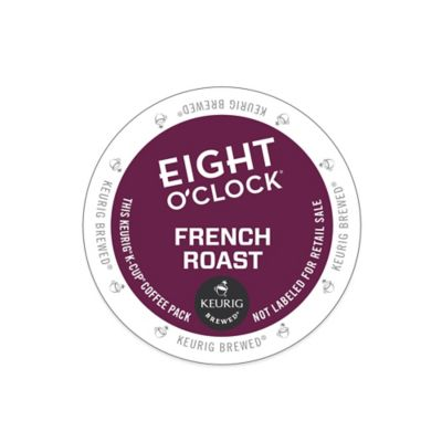 Keurig® K-Cup® Pack 18-Count Eight O' Clock® French Roast Coffee