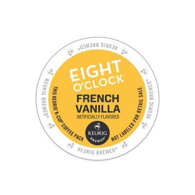 Keurig® K-Cup® Pack 18-Count Eight O' Clock® French Vanilla Coffee
