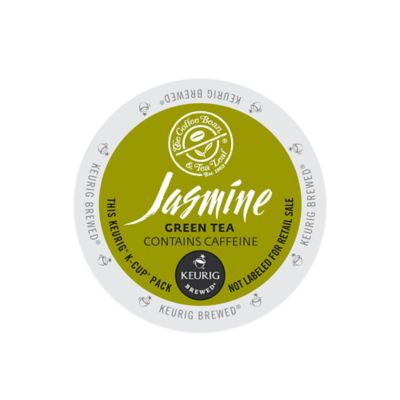 Keurig® K-Cup® Pack 18-Count The Coffee Bean & Tea Leaf® Jasmine Green Tea