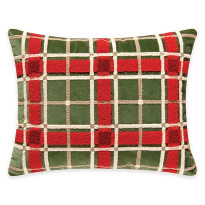 Plaid Home Decor