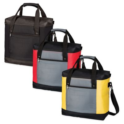 Picnic Time® Montero Cooler Tote in Black