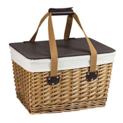 Picnic Time Willow Basket