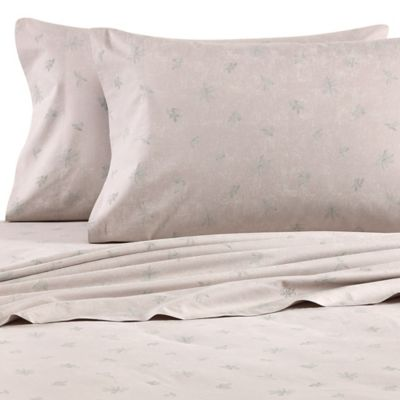 Beekman 1802 Minetto Queen Pillowcases in Dove (Set of 2)