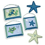 CoCaLo™ Baby Turtle Bay 5-Piece Wall Hanging