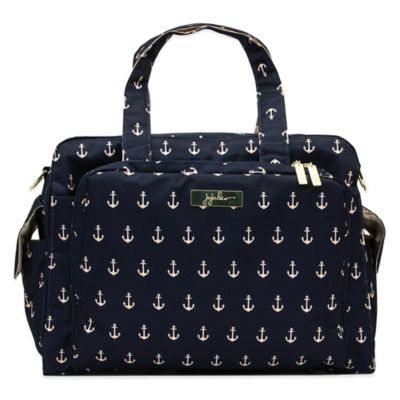 Ju-Ju-Be® Be Prepared Diaper Bag in Admiral