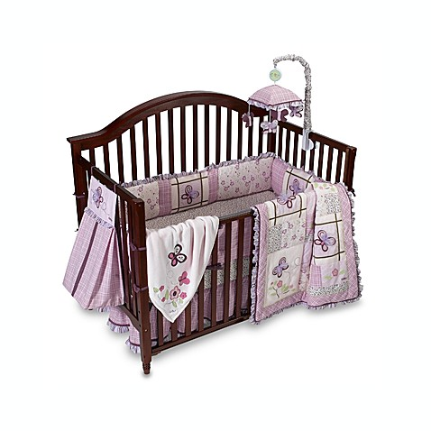 Cocalo Baby Sugar Plum Crib Bedding And Accessories