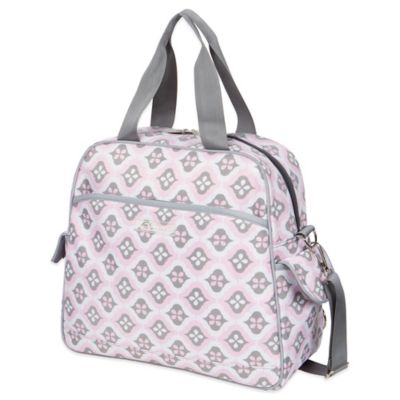 The Bumble Collection® Brittany Backpack in Sweet Blush Montage