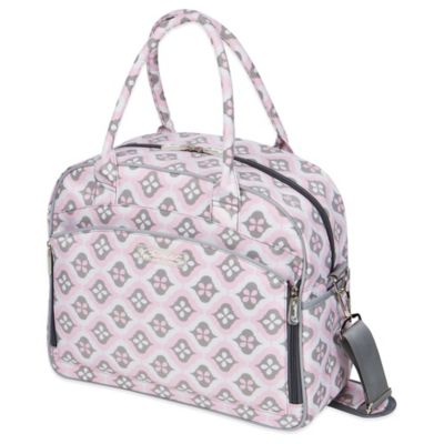 The Bumble Collection® Dana Daytripper Bag in Sweet Blush Montage