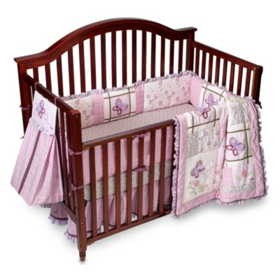 CoCaLo™ Baby Sugar Plum 6-Piece Crib Bedding Set