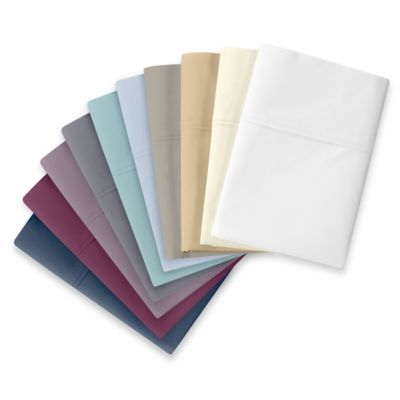SHEEX® Rayon Made from Bamboo California King Sheet Set in Light Blue