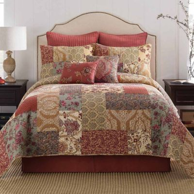 Delphine Standard Pillow Sham in Multi