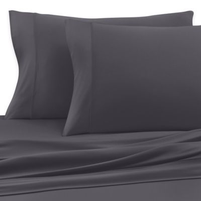 SHEEX® Active Comfort King Sheet Set in Charcoal