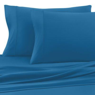 SHEEX® Active Comfort Queen Sheet Set in Turquoise