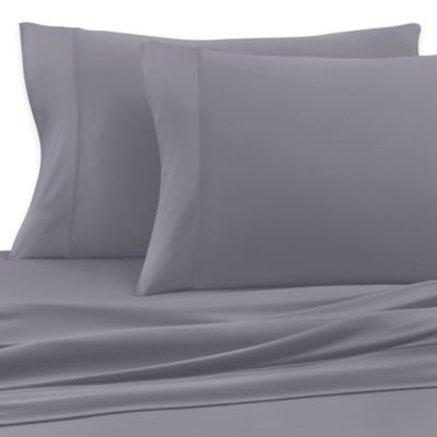 SHEEX® Active Comfort Queen Sheet Set in Grey