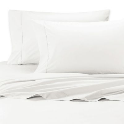 SHEEX® Rayon Made from Bamboo Queen Sheet Set in White