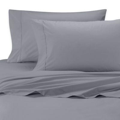 SHEEX® Rayon Made from Bamboo Queen Sheet Set in Grey