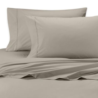 SHEEX® Rayon Made from Bamboo California King Sheet Set in Taupe