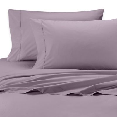 SHEEX® Rayon Made from Bamboo Queen Sheet Set in Lilac