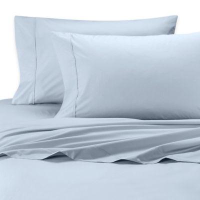 SHEEX® Rayon Made from Bamboo California King Sheet Set in Light Blue