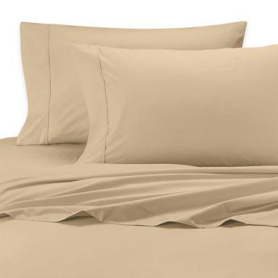 SHEEX® Rayon Made from Bamboo California King Sheet Set in Honey