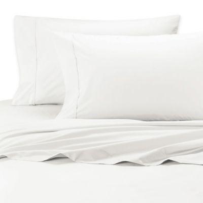 SHEEX® Iced Cotton Performance California King Sheet Set in White