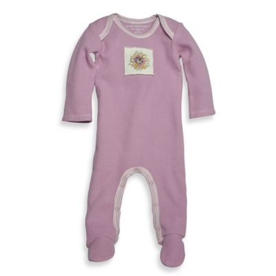 Burt's Bees Baby Footed Coverall