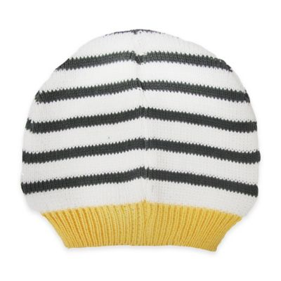So'Dorable Size 0-6M Striped Knit Hat
