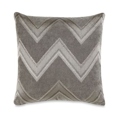 upstairs by Dransfield & Ross Blairsden 20-Inch Square Throw Pillow