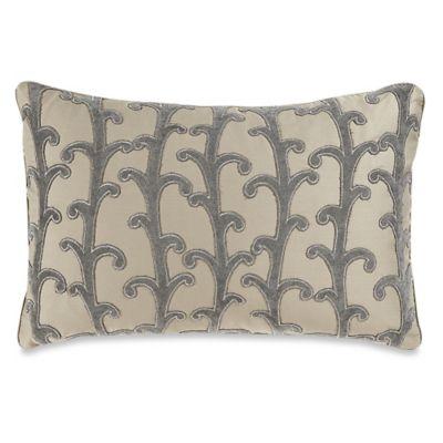 Khaki Grey Black Throw Pillow