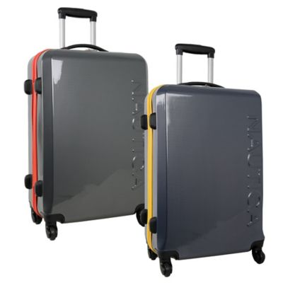 Nautica® Breakwater II 25-Inch Hardside Spinner Suitcase with Telescopic Handle in Navy