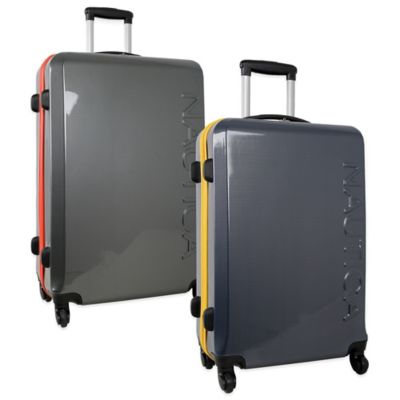 Nautica® Breakwater II 28-Inch Hardside Spinner Suitcase with Telescopic Handle in Navy