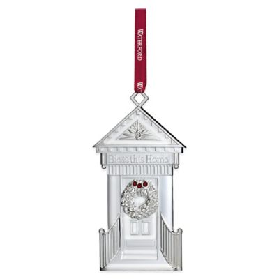 "Waterford® 2015 ""Bless This Home"" Ornament"