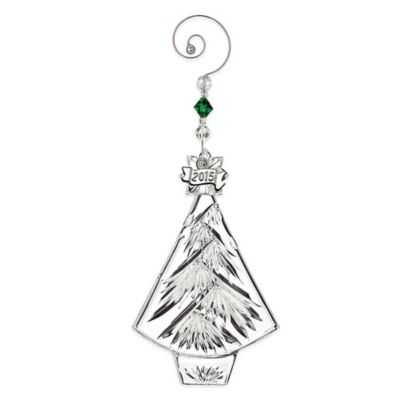 Waterford® Crystal Christmas Tree Ornament