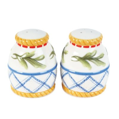 Fitz and Floyd® Clam Bake Salt and Pepper Shakers